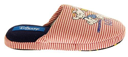 Footwear Studio , Chaussons pour fille Blanc Cassé - Blanco - Stripey - 101 Dalmations