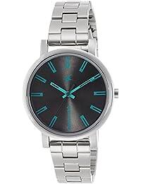 Fastrack Fundamentals Analog Grey Dial Women's Watch - 68010SM04