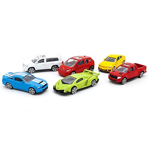Giocattolo modello di auto modello di auto giocattolo per bambini in lega auto auto militare modello di fuoco per bambini puzzle ragazzo set
