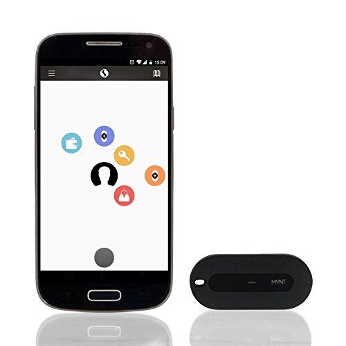 MYNT Smart Tracker und Fernbedienung Tragbar für Portemonnaie, Haustier Schlüsselfinder