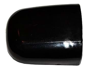 Aerzetix: Cache de serrure poignée porte portière pour auto voiture