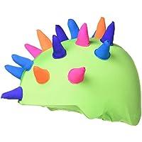 Coolcasc Show Time Corns de Neon Couvre Casque Mixte Enfant, Multicolore