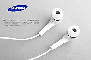 Extra Bass Samsung Earphone with Sound Controller and Call receiver with Mic for HUAWEI Y360 PHONES