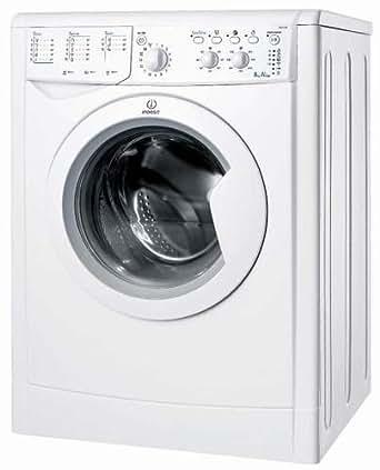 Indesit IWC 6105 Lave Linge Pose Libre 59,5 cm 6 kg Classe : A Blanc