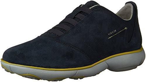 Geox U NEBULA B – zapatilla deportiva de cuero hombre