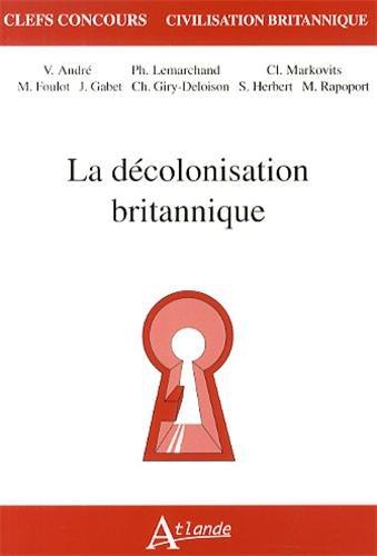 Le décolonisation britannique