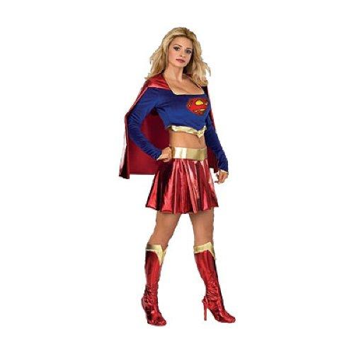 SUPERGIRL (TM) Sexy Kostüm ()