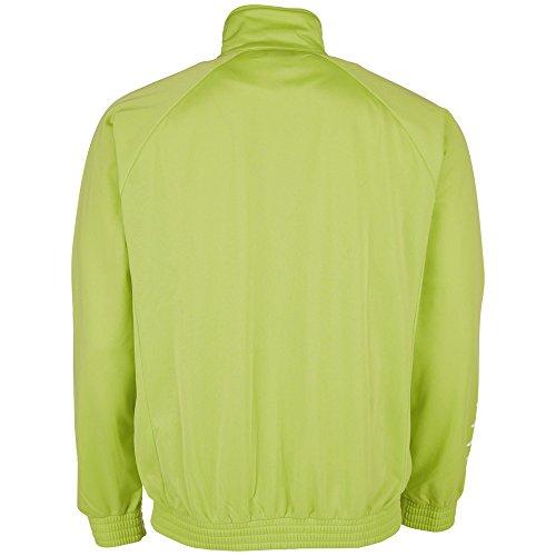 Kappa Trainingsanzug Till Tracksuit green glow