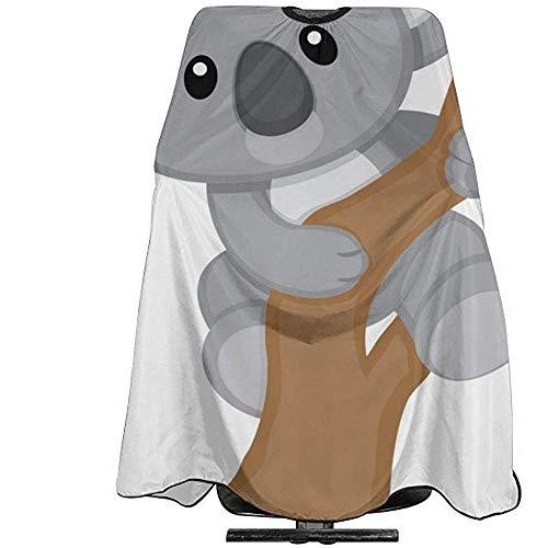 Capa Del Salón Personalizado Lindo Oso De Koala Salón