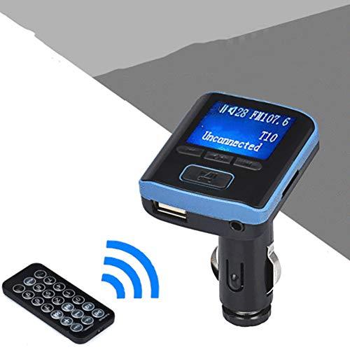 Nordira Auto Fahrzeug MP3 Player, Car Kit Bluetooth Freisprecheinrichtung FM Transmitter USB-Ladegerät LCD-Anzeige MP3-Player - Element Electronics Lcd-tvs