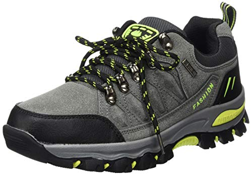LSGEGO Unisex Wanderschuhe Trekking Outdoor Wanderschuhe Casual Reisen Wandern Klettern Stiefel Unisex Atmungsaktive Wasserdichte Paare Schuhe -