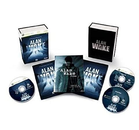 Alan wake - édition collector