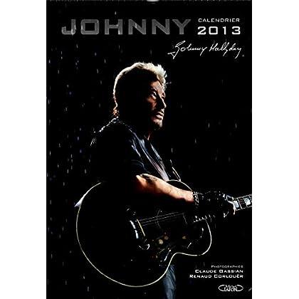 Calendrier Johnny Hallyday 2013
