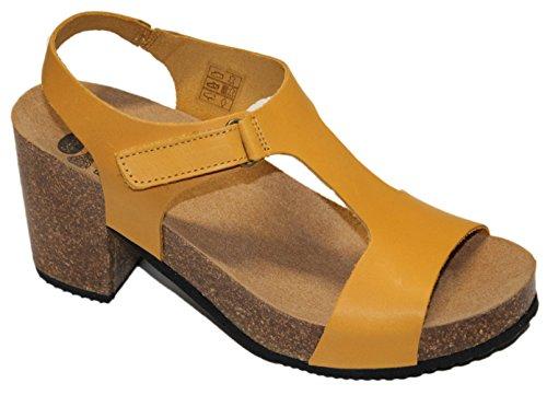 drscholl-sandales-femme-jaune-jaune-38-eu-eu