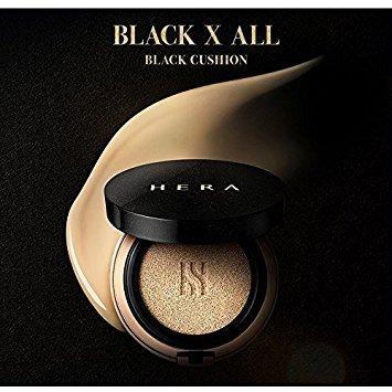 HERA BLACK CUSHION 15g with Refill 15g / Junjihyun cushion 23 Beige -