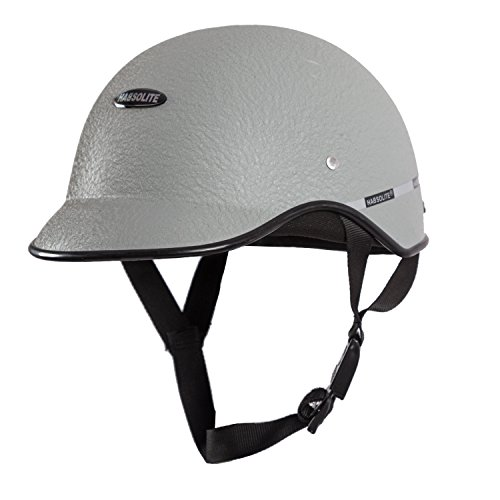 Autofy Habsolite All Purpose Safety Helmet with Strap (Grey, Free Size)