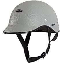Habsolite All Purpose Safety Helmet with Strap (Grey, Free Size)