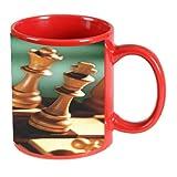 Printland Red Coffee Mug 350 - ml PMR1941 best price on Amazon @ Rs. 299
