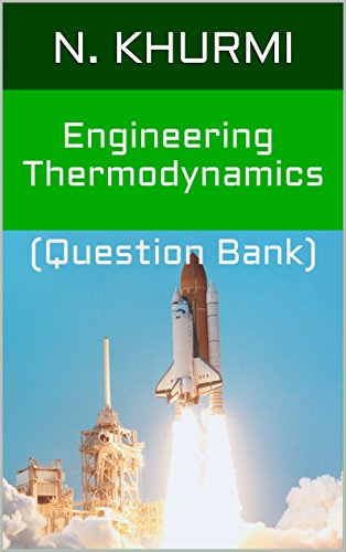 Engineering Thermodynamics (Question Bank)