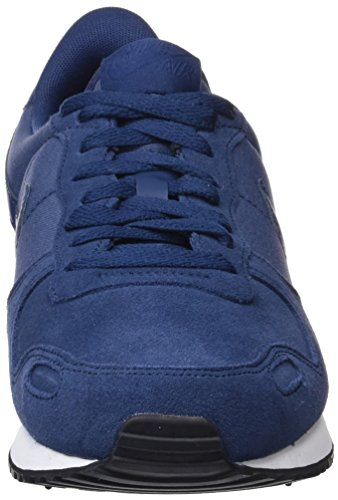 Nike, Pantaloni sportivi lunghi Donna Legend 2.0 Slim Blu (Navy/Navy/White/Black)