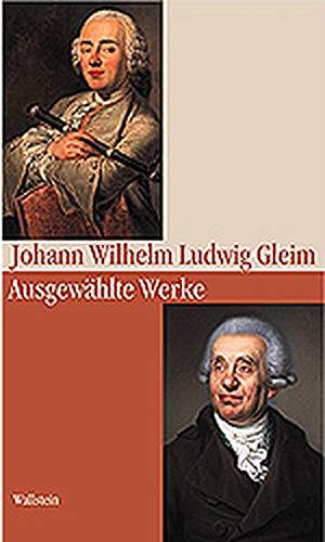 Ausgewählte Werke: Schriften des Gleimhauses Halberstadt. Bd. 1