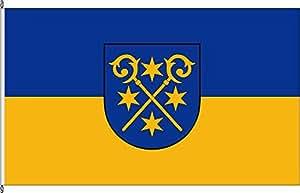 Anwesenheitsbanner Bischofswerda - 40 x 250cm - Flagge und Banner