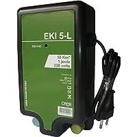 Creb EKI 5L Electrificateur Plastique Vert/Noir 12,5 x 22,5 cm