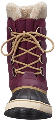 Sorel Ladies Winter Carnival Snow Boots Violet (dalia Viola, Nero 562)