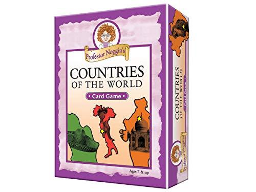 Professor Noggin Countries of the World