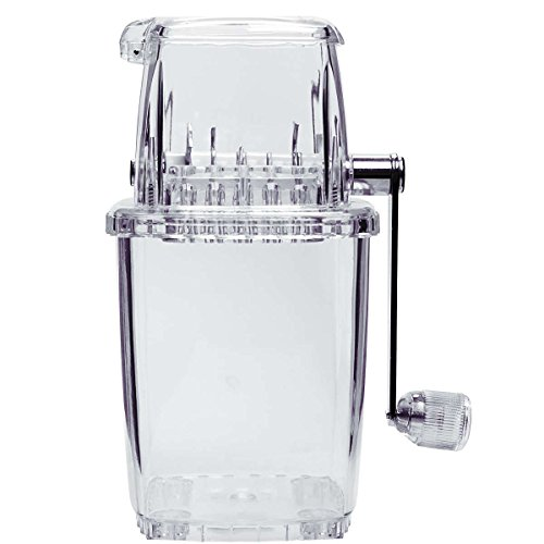 BUTLERS POLAR EXPRESS Ice Crusher transparent - Crushicemaker - Crush Ice - Transparent - modern