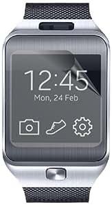 6 x nandu Schutzfolie für Samsung Gear 2 - Displayschutzfolie klar Gear 2 Folie