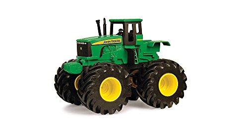 John Deere Tractor Monster vibración con luces y sonidos (TOMY 30692932)