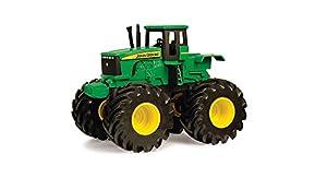 Tomy 30692932 John Deere Monster - Tractor con vibración, luces y sonidos