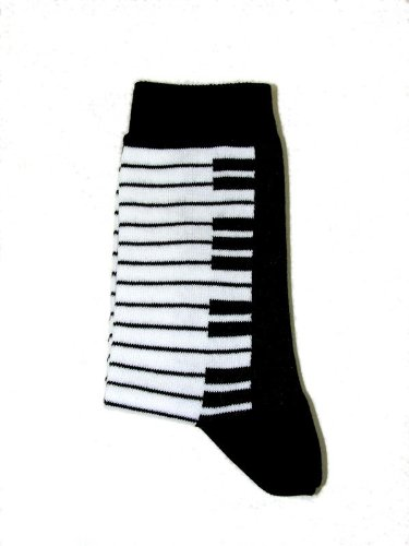 Musik-Socken Tastatur (35/38) - Schönes Geschenk für Musiker - 2