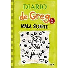 8. Diario De Greg Mala Suerte