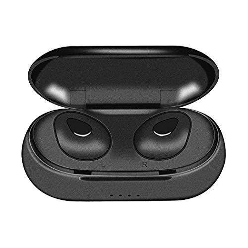 Mini Auricolari Stereo in-Ear Wireless con Custodia