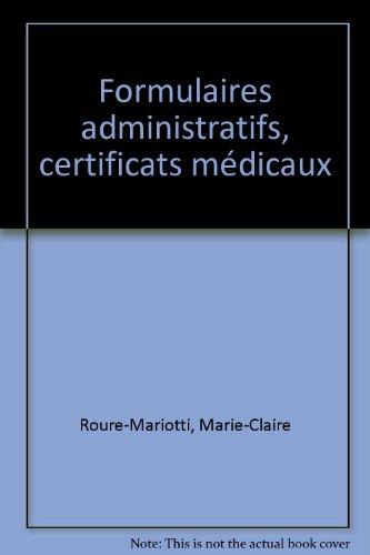 formulaires-administratifs-certificats-mdicaux