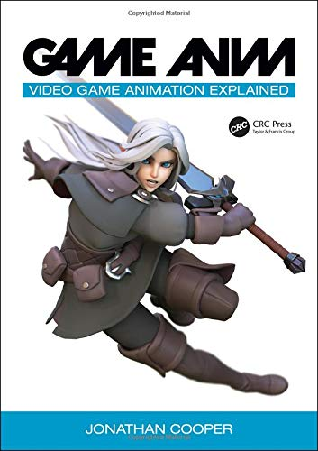 Game Anim: Video Game Animation Explained por Jonathan Cooper