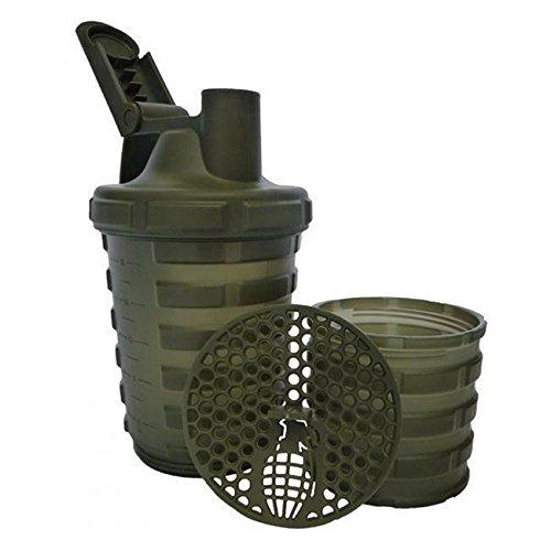 Agitatore di Granata con granata Capsula Impianto Di Stoccaggio