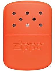 Zippo 12 Easy Fill Re-Useable - Calentadores de mano, color naranja, talla 12 Hour