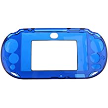 Phenovo Protective Snap-on Hard Case For Sony PSV2000 Gamepad Remote Controller Blue