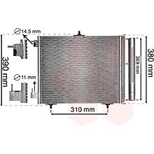 Van Wezel 40005295 Condenser, Air Conditioning
