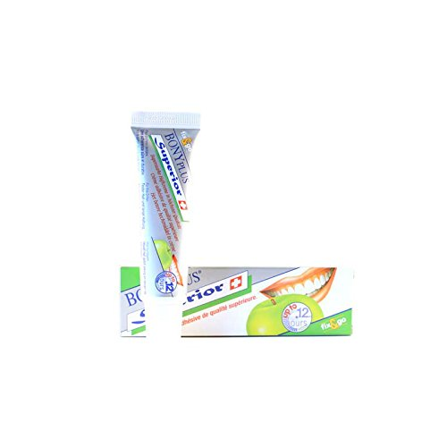 BONYplus Superior Haftcreme 40g 3er Pack (3x 40g)