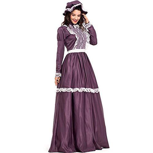 Prairie Kostüm - ASDF Prairie Damenbekleidung Party Damenbekleidung Farm Manor