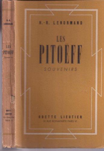 Les pitoëff souvenirs par Theatre Acte 1 Pitoeff . Lenormand H.-R. .
