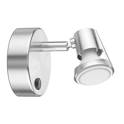 ledscom-wand-leuchte-leonis-einflammig-mit-schalter-inkl-340lm-gu10-led-lampe-warm-weiss