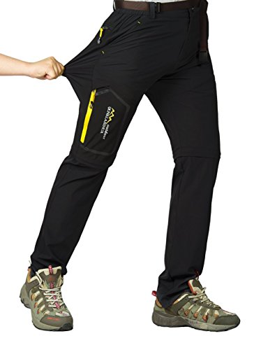 Srizgo Hiking Trousers Mens Walk...