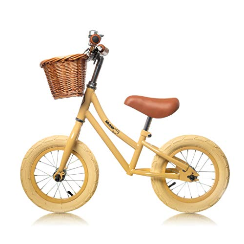 MUNDO PETIT - Bicicleta Aprendizaje sin Pedales Vintage