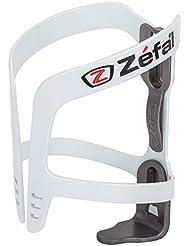 Zefal-Porte Bidon Pulse Aluminium Blanc-Porte Bidons