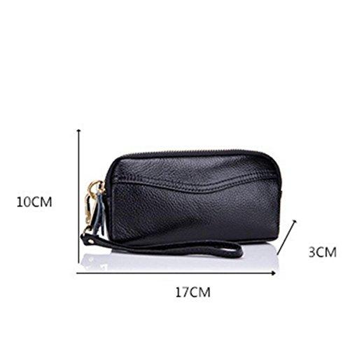 Damenhandtasche Handytasche Handtasche Black